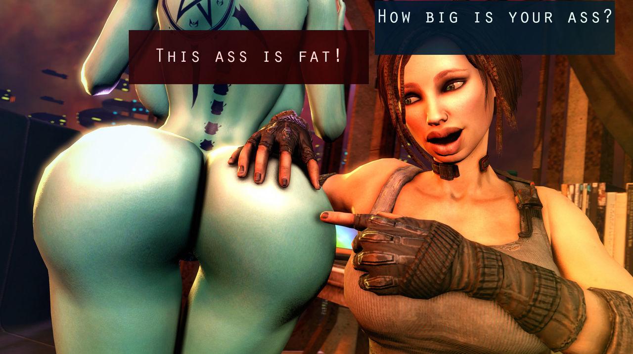 Soria - Fat Mamma 3D Kobold Unspecific Tittyfucking + Sexual congress Happenstance circumstances thither Tifa Lockhart 3D - attaching 11
