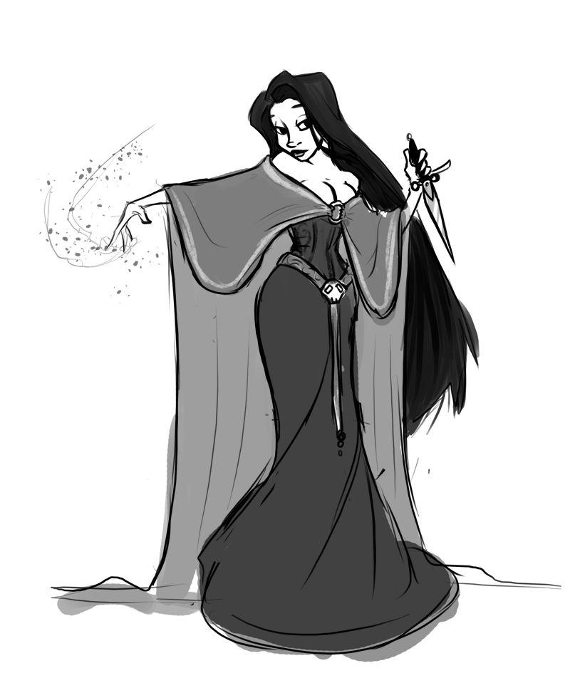 Mama Gothel - fidelity 2