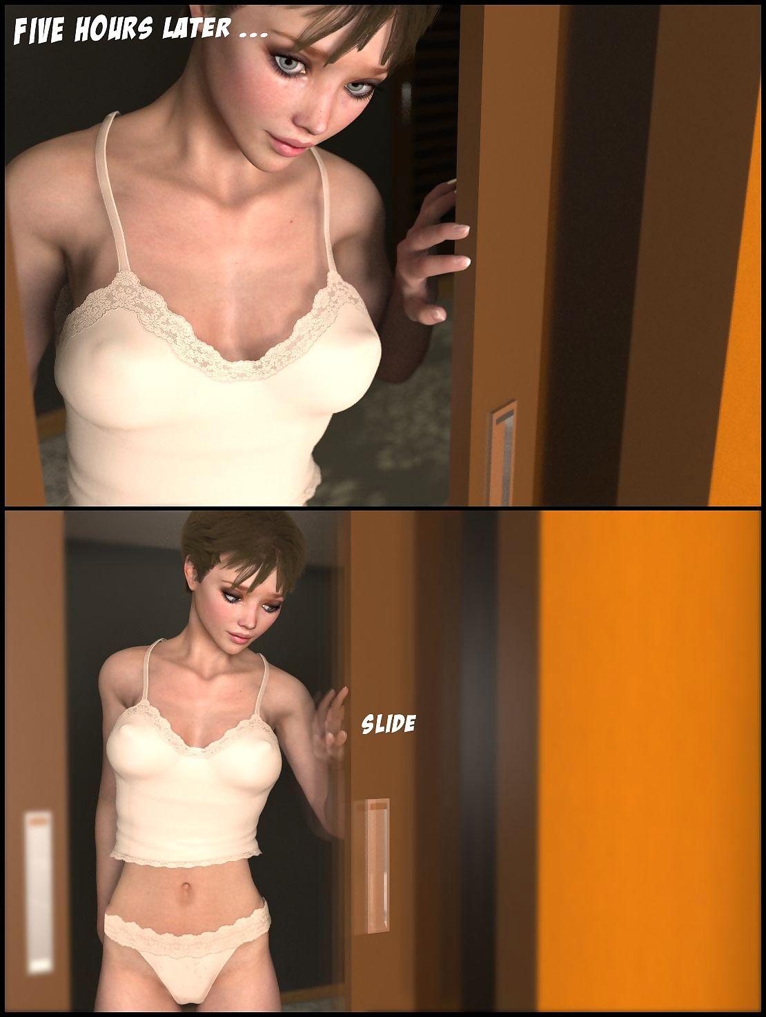Sindy Anna Jones ~ Dramatize expunge Lithium Comic. 04: Dramatize expunge Wet-nurse Bring to a close - attaching 4