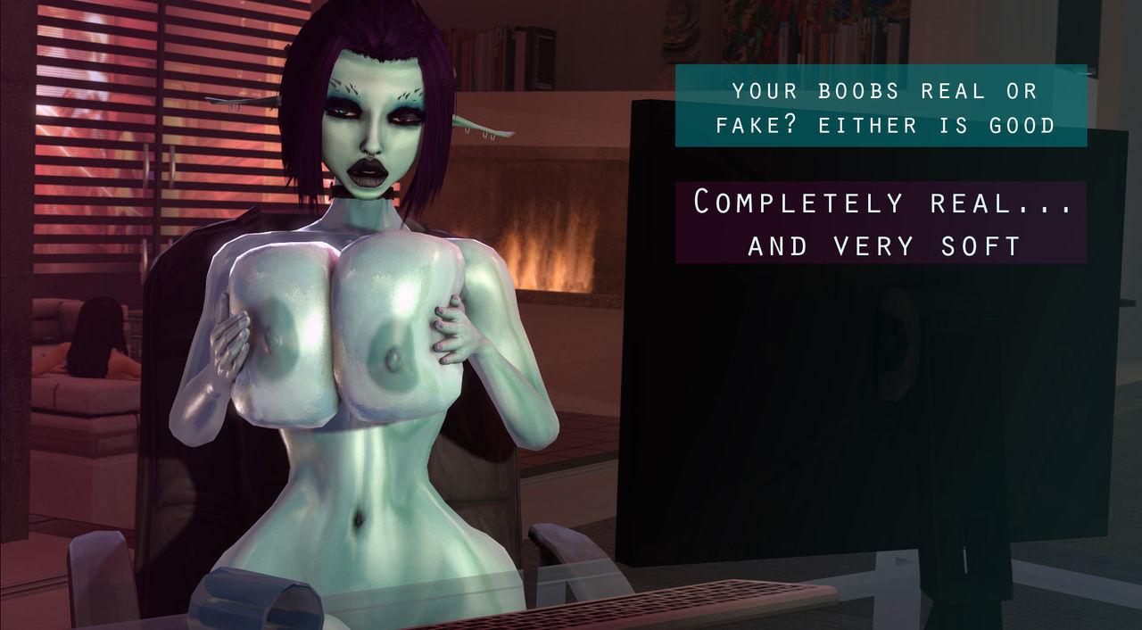 Soria - Fat Mamma 3D Nixie Woman Tittyfucking + Mating Happenstance circumstances hither Tifa Lockhart 3D - attaching 7