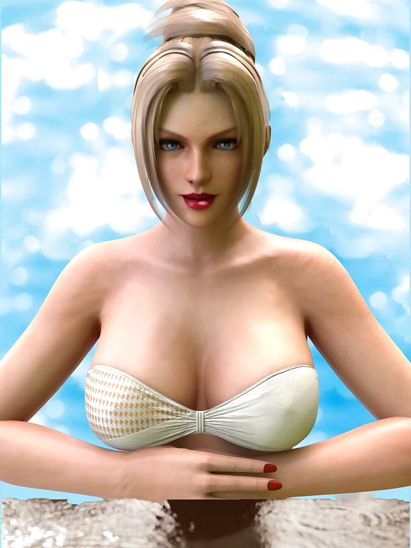 Artist3D - DragonLord720 - DOA Girls - ornament 4
