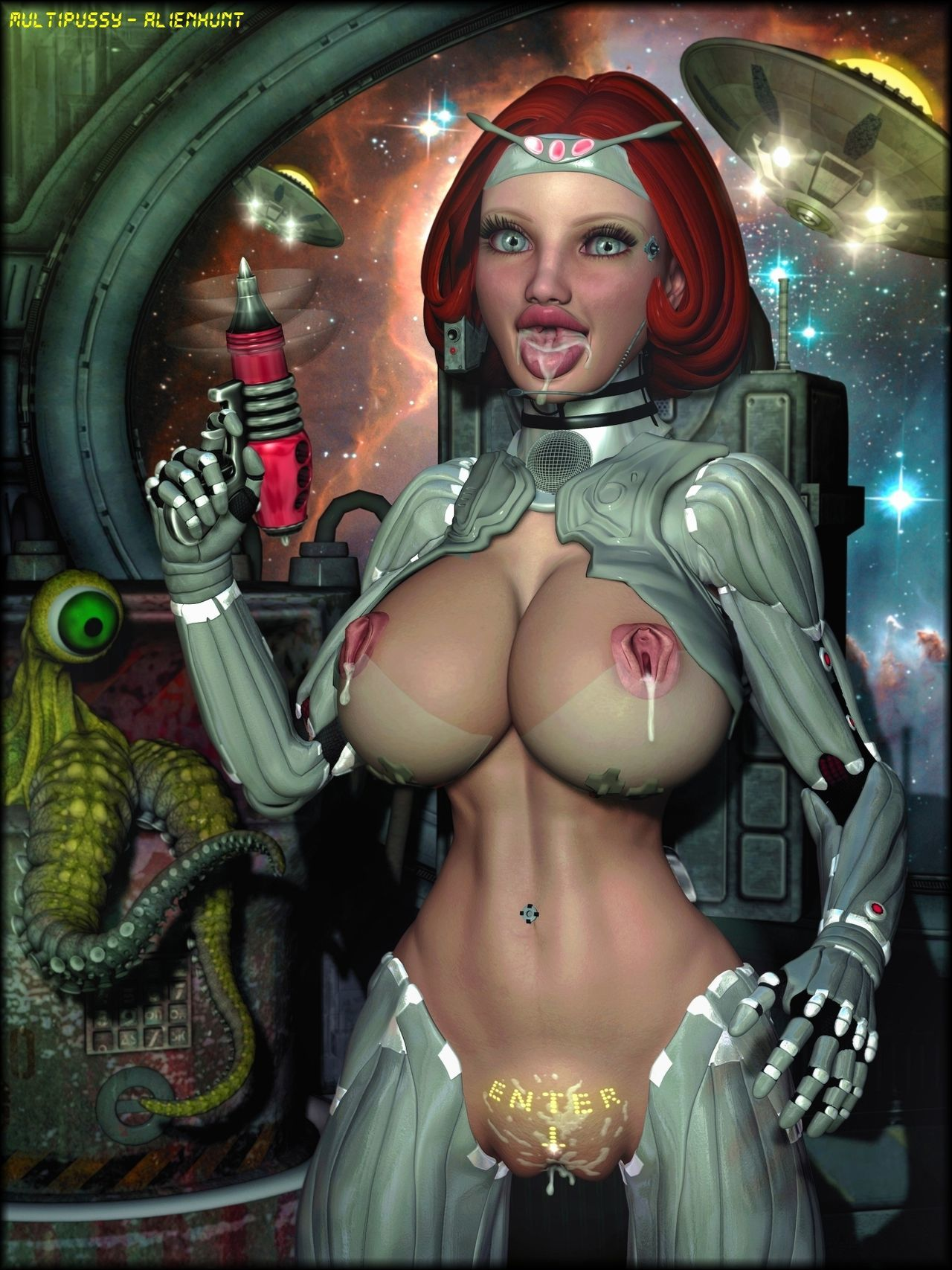 Demongirls & Scifi 3D galilee - faithfulness 4
