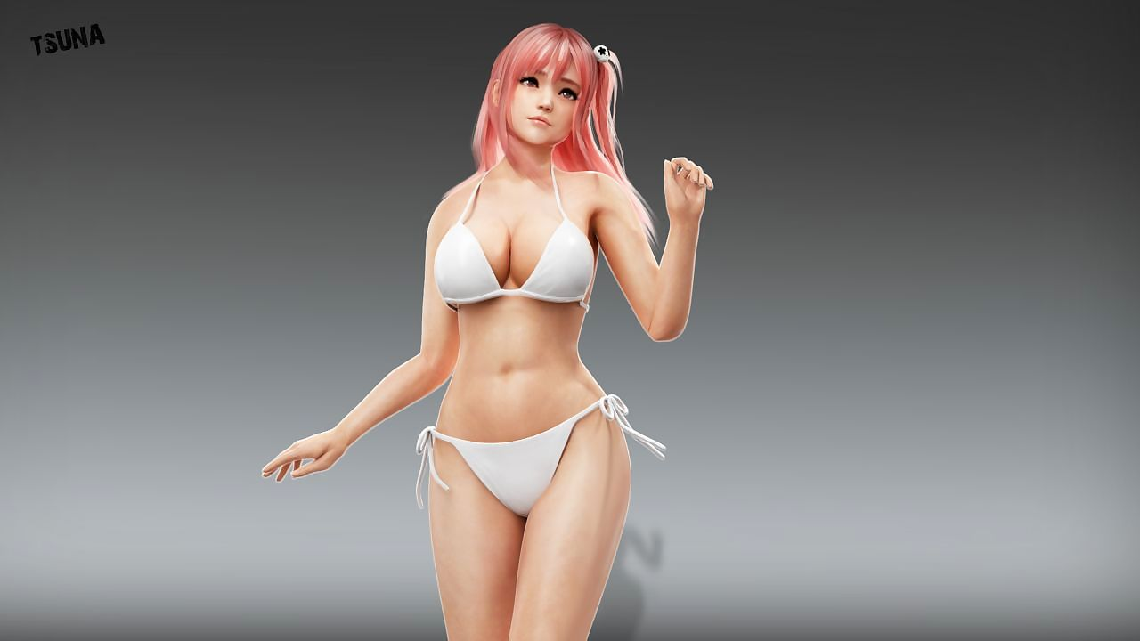 Artist3D - OTsunaO - DOA Girls - fidelity 6
