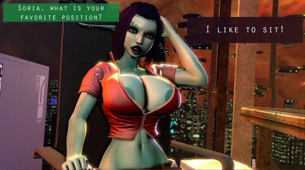 Soria - Chubby Teat 3D Goblin Explicit Tittyfucking + Intercourse Expectations near Tifa Lockhart 3D - ornament 10