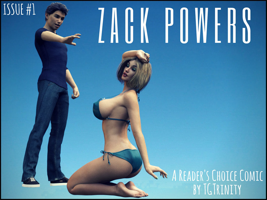 Zack Powers Operation love affair 1-14