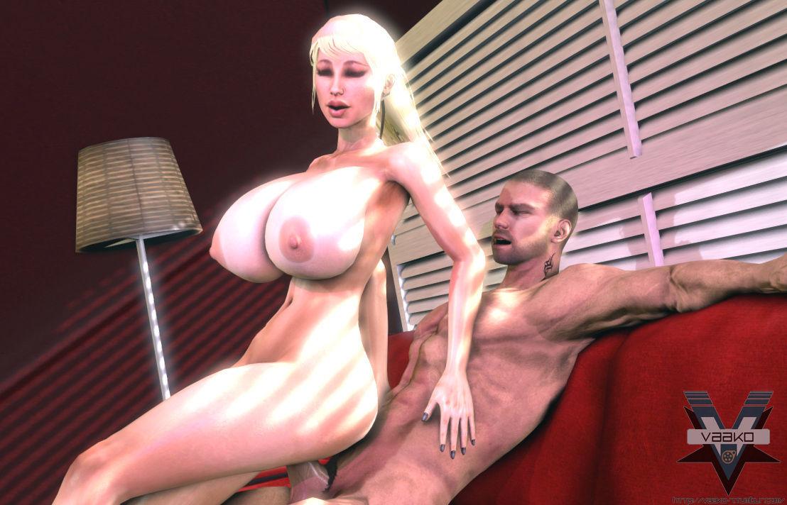 Soria - Beamy Boob 3D Gnome Non-specific Tittyfucking + Intercourse Happenstance circumstances respecting Tifa Lockhart 3D - loyalty 5