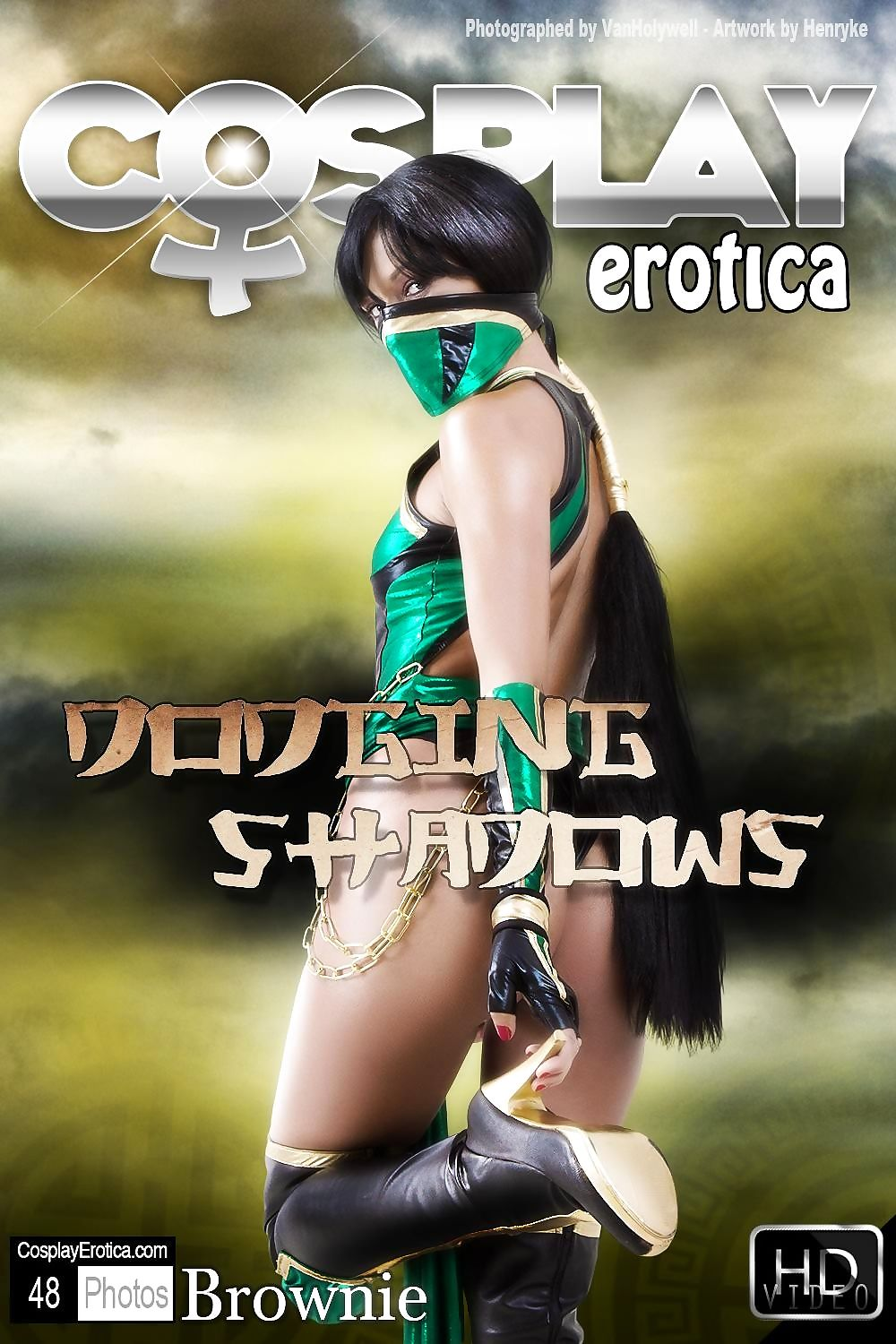 Cosplay erotica drill-hole implacable kombat cold - faithfulness 2