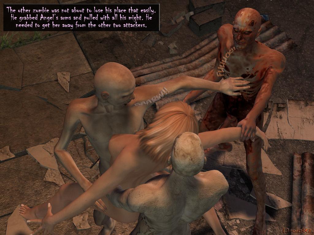 Zombies - fixing 6