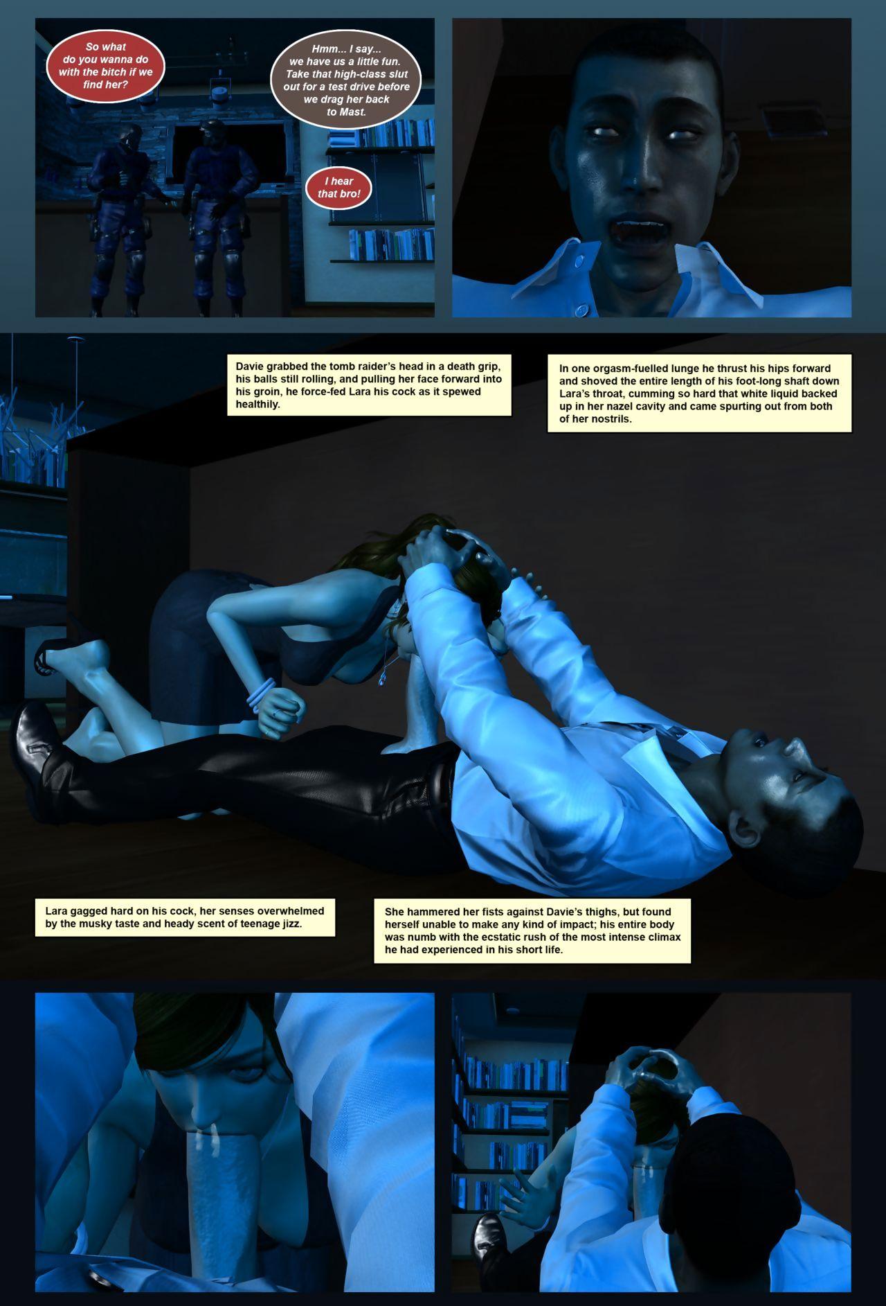 Nipper Raider: Takedown - fastening 3