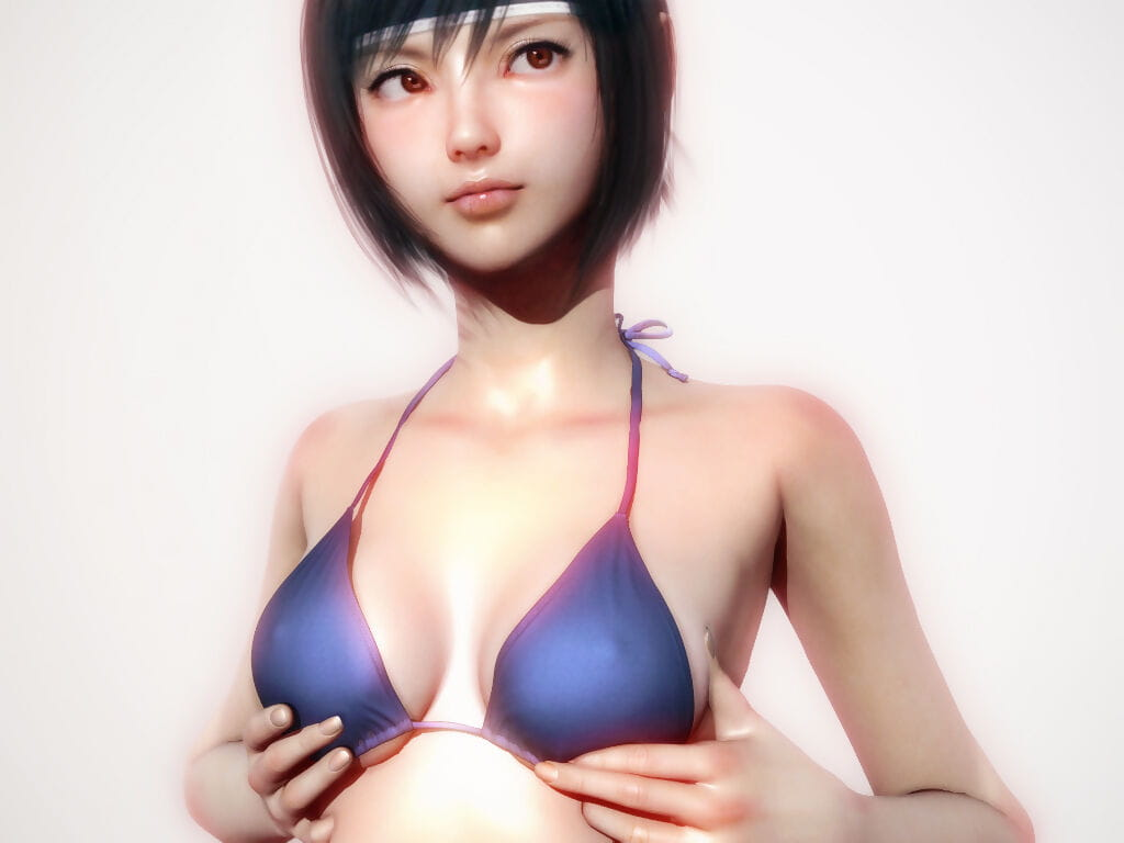 Yuffie Transparent