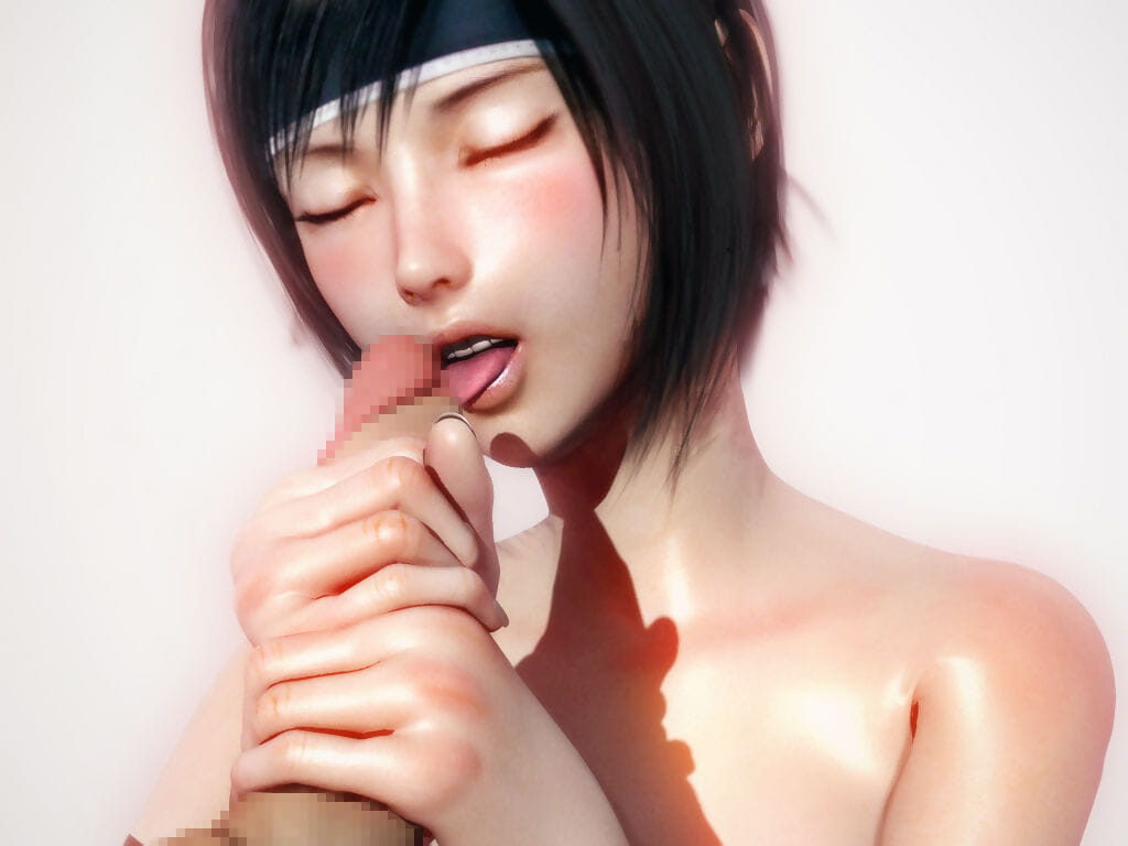 Yuffie Total - accoutrement 2