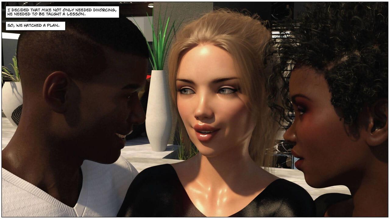 Sexy3DComics - Blackmaled: Kirstys Financial statement 4 - ornament 2
