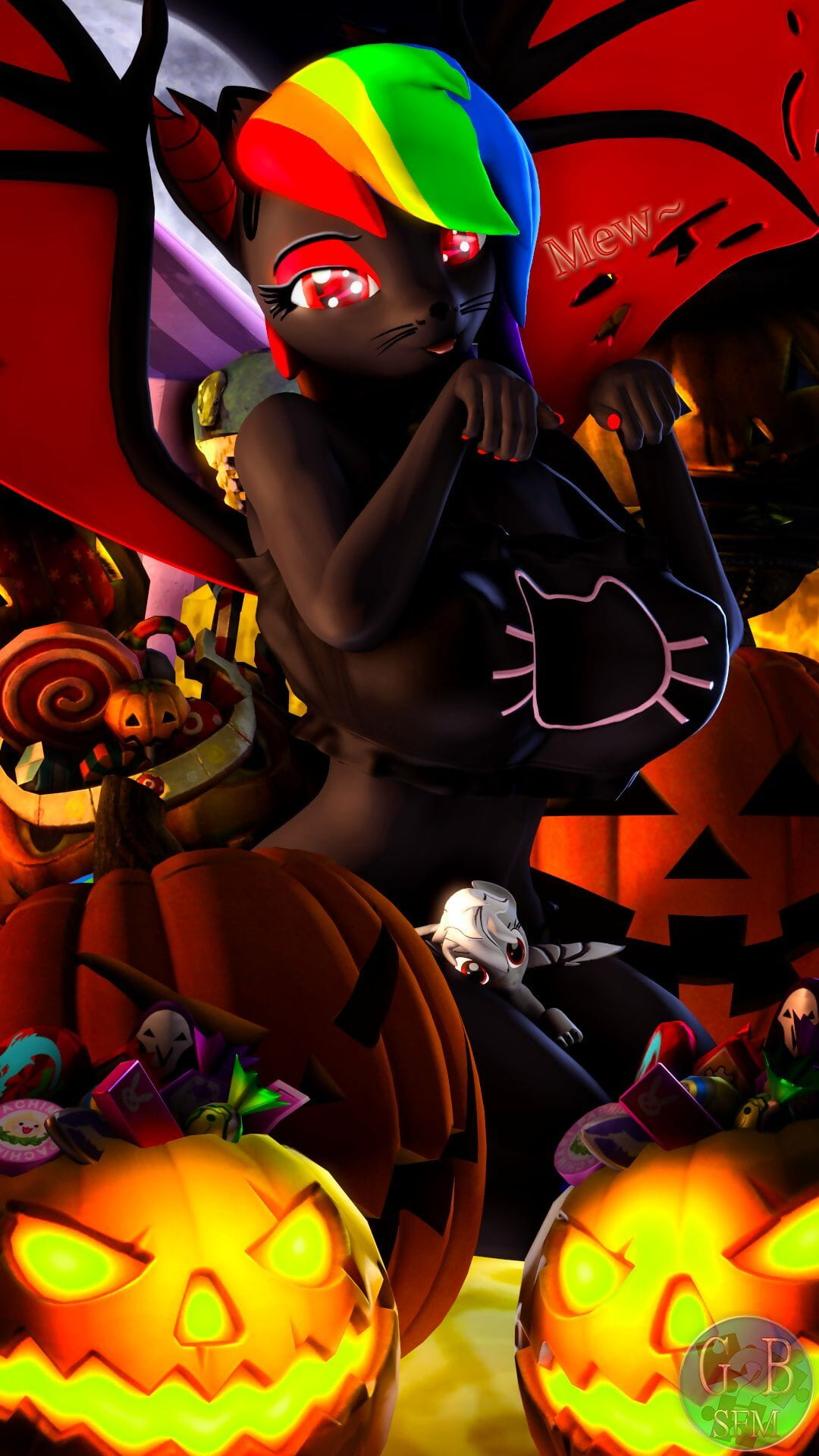 Spook-tober-fest - accoutrement 3