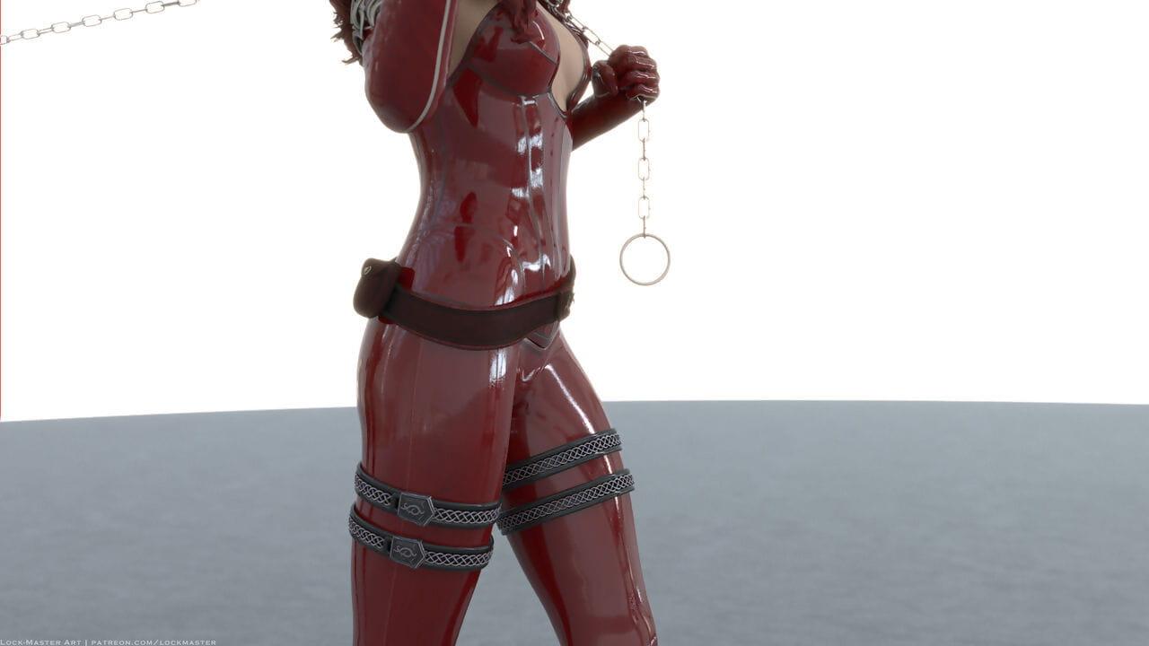 Lock-Master-Catwoman Captured 3
