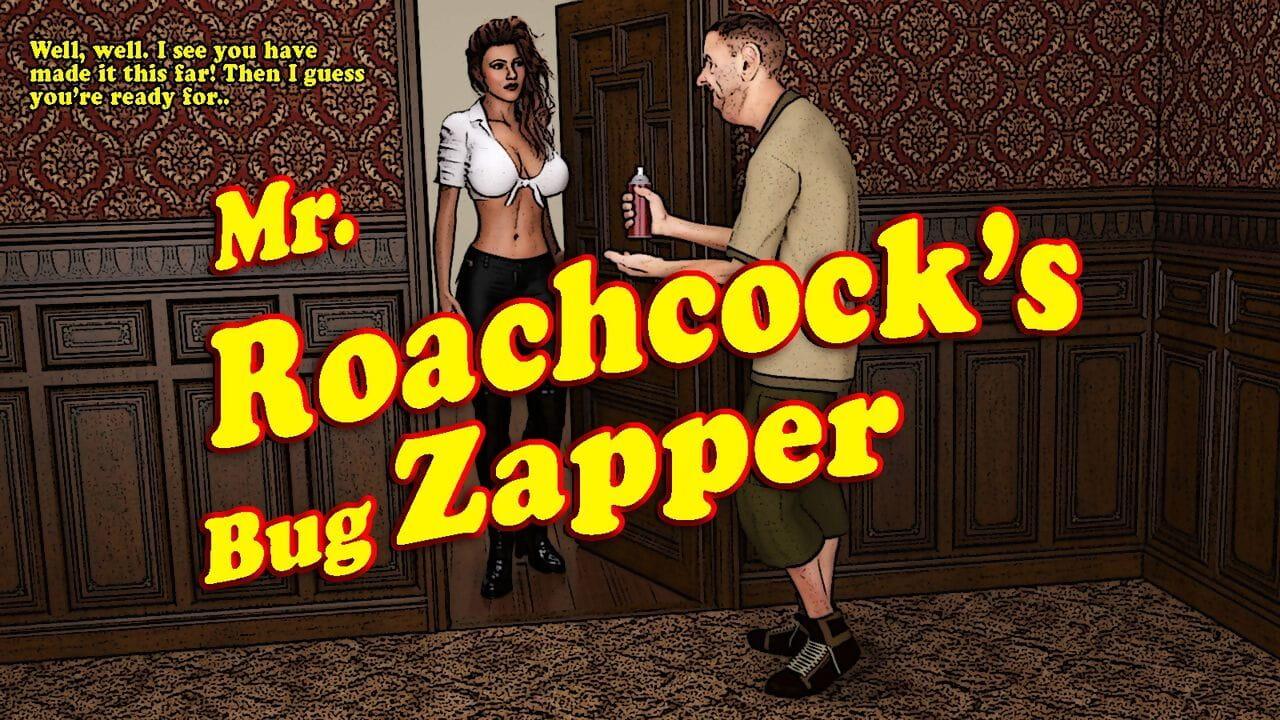 Casgra Mr. Roachcocks Acid-head Zapper Fidelity 1 English