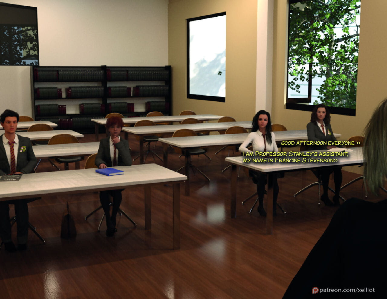 Xelliot Lab Experimentation 1 Ch.4-5 English - fixing 2