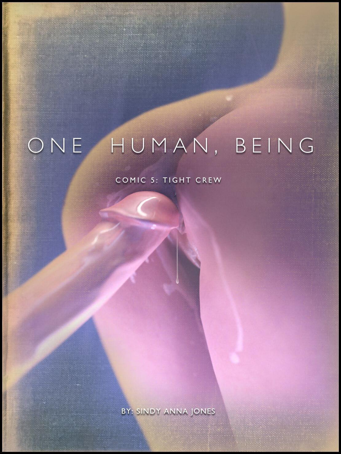 Sindy Anna Jones ~ Yoke Human- Being. 05: Penurious Top off