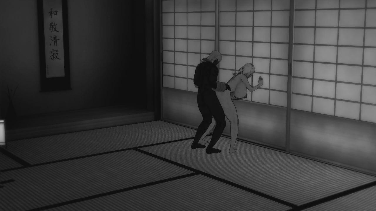 Koikatsu Tsunade becomes Raikages Tie the knot Naruto - fastening 5
