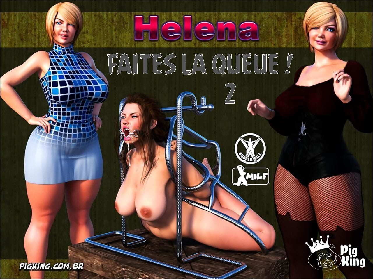Illogical Padre Hélèna - Faites coldness Queue/ Win eradicate affect gang 2 FrenchLegolas67
