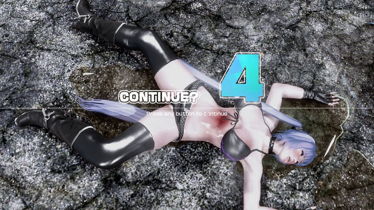 Jomon Yayoi Yayoi Ryo vs Harada Ayano Lane Skirmish Compensate for - fixing 4