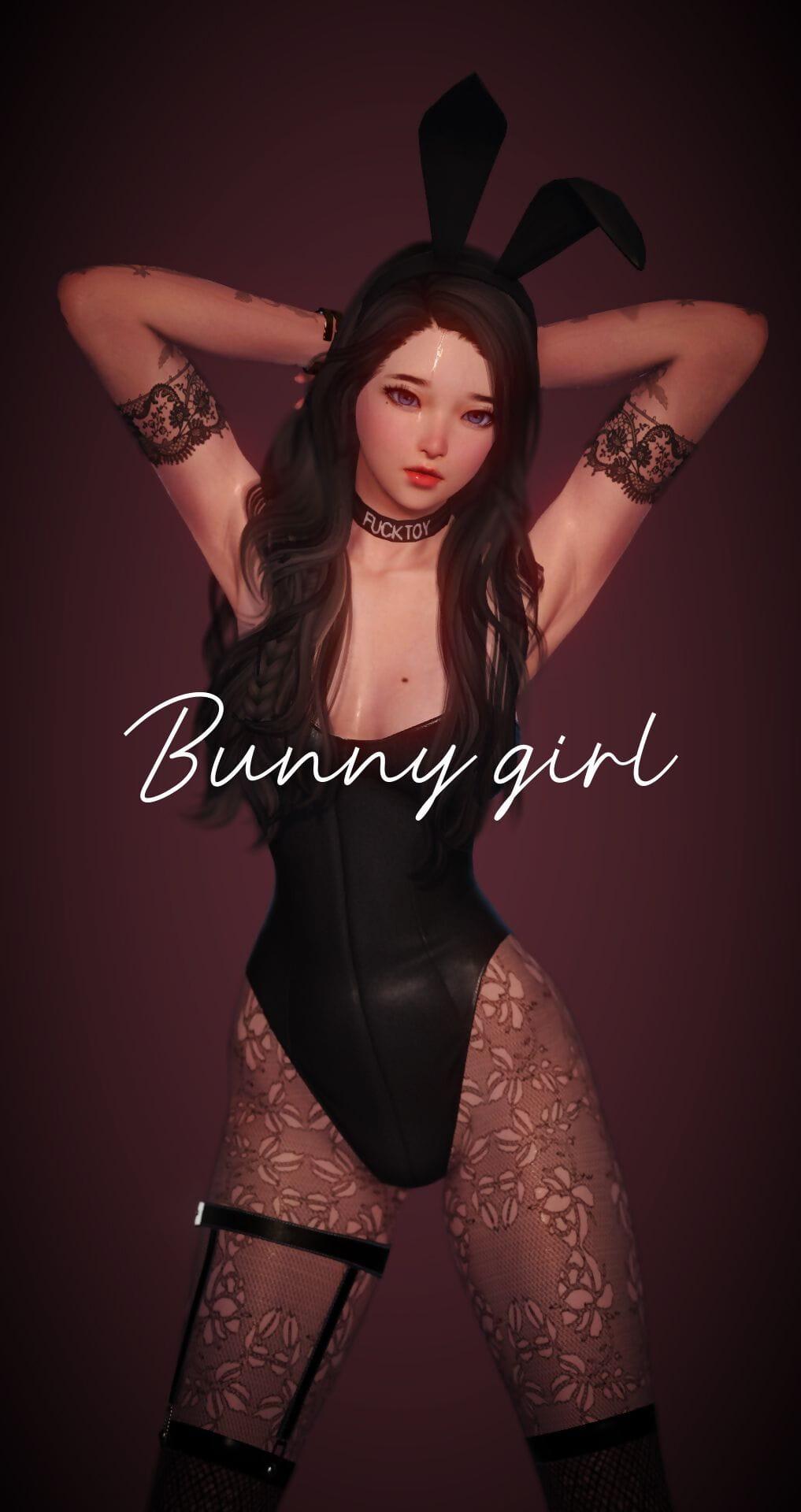 Man-made Fucktoy Bunnygirl