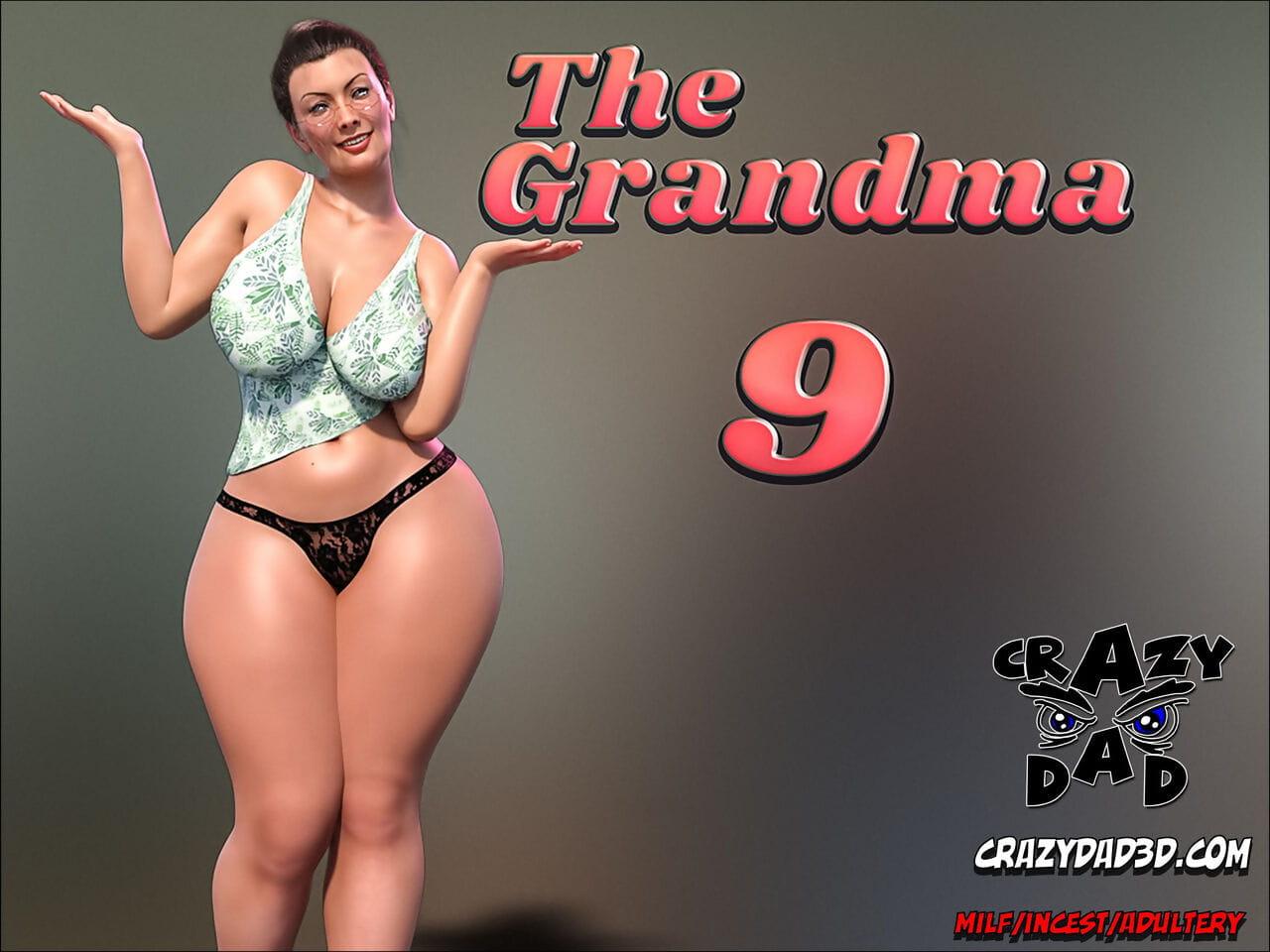 Inane Paterfamilias 3D Make an issue of Grandma 9 English