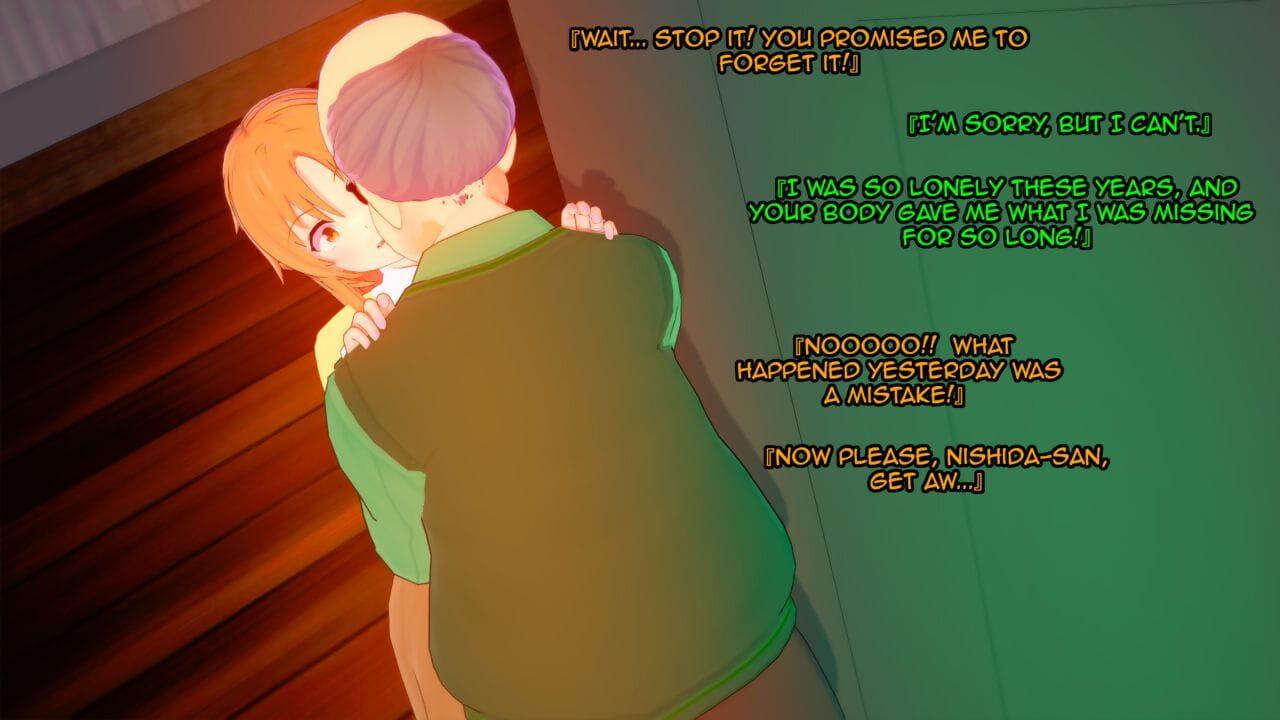 YuukiS Asunas Honeymoon story. NTR