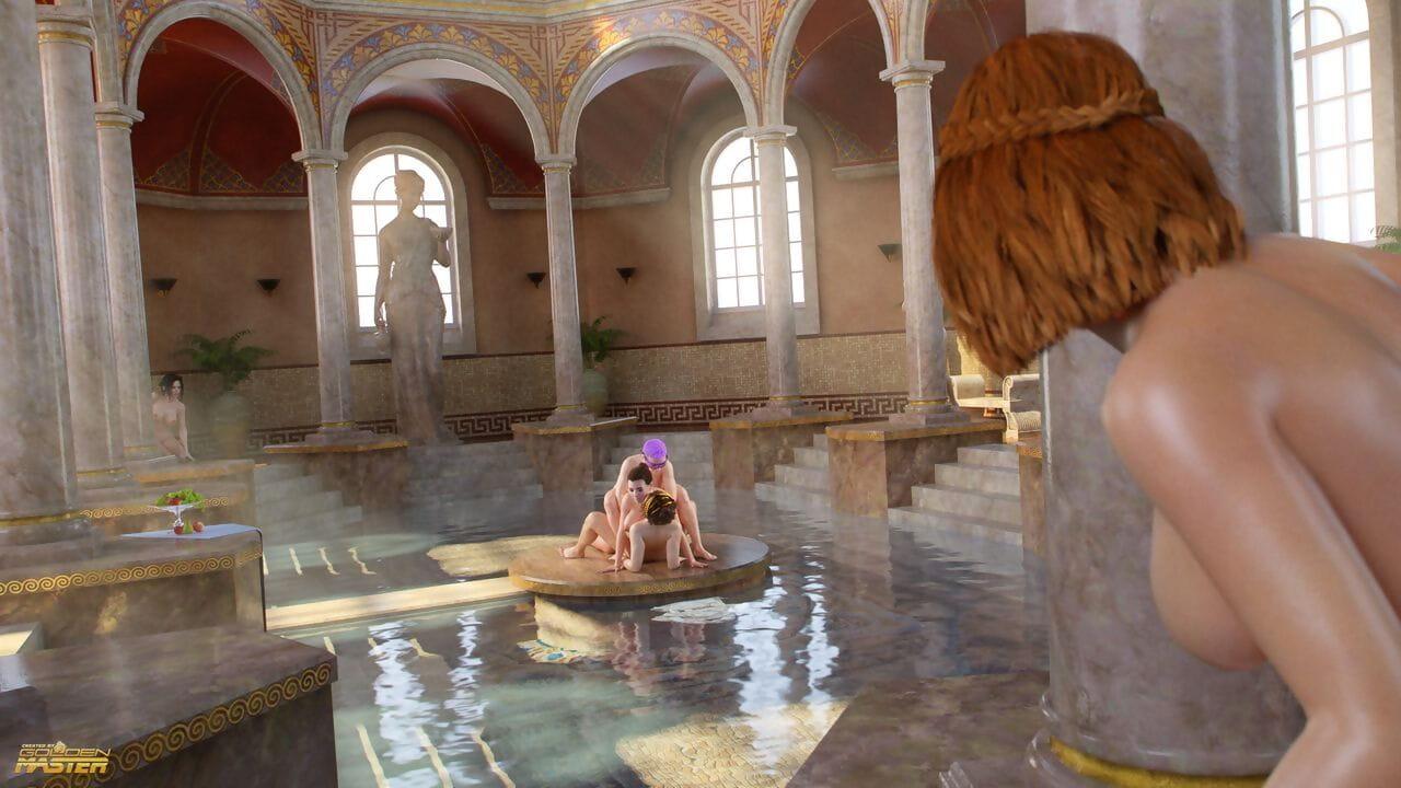 GoldenMaster Mating Patrol: Bet 1 - Hot greek baths - fixing 4