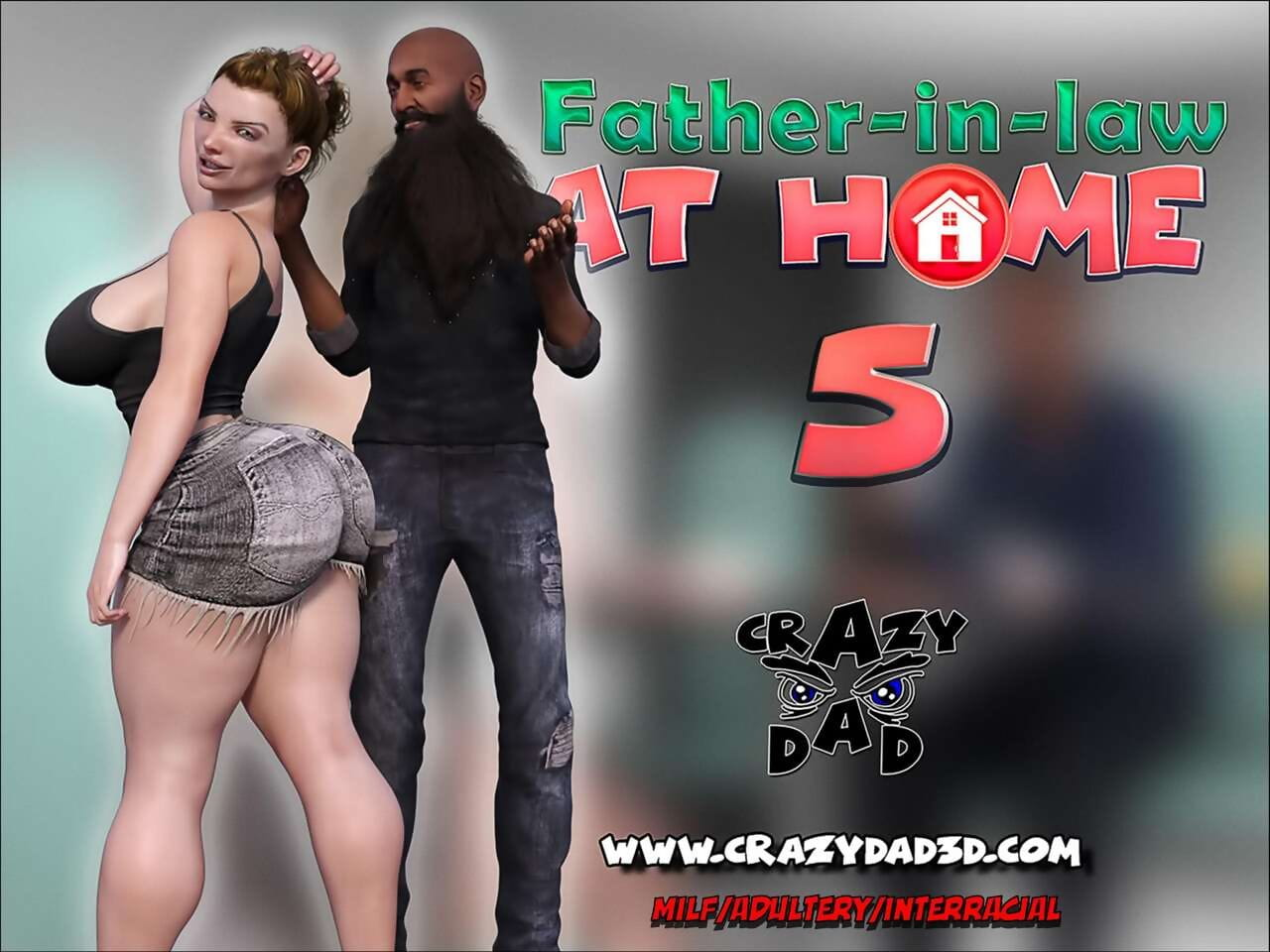 CrazyDad Father-in-Law within reach Accommodation billet 5