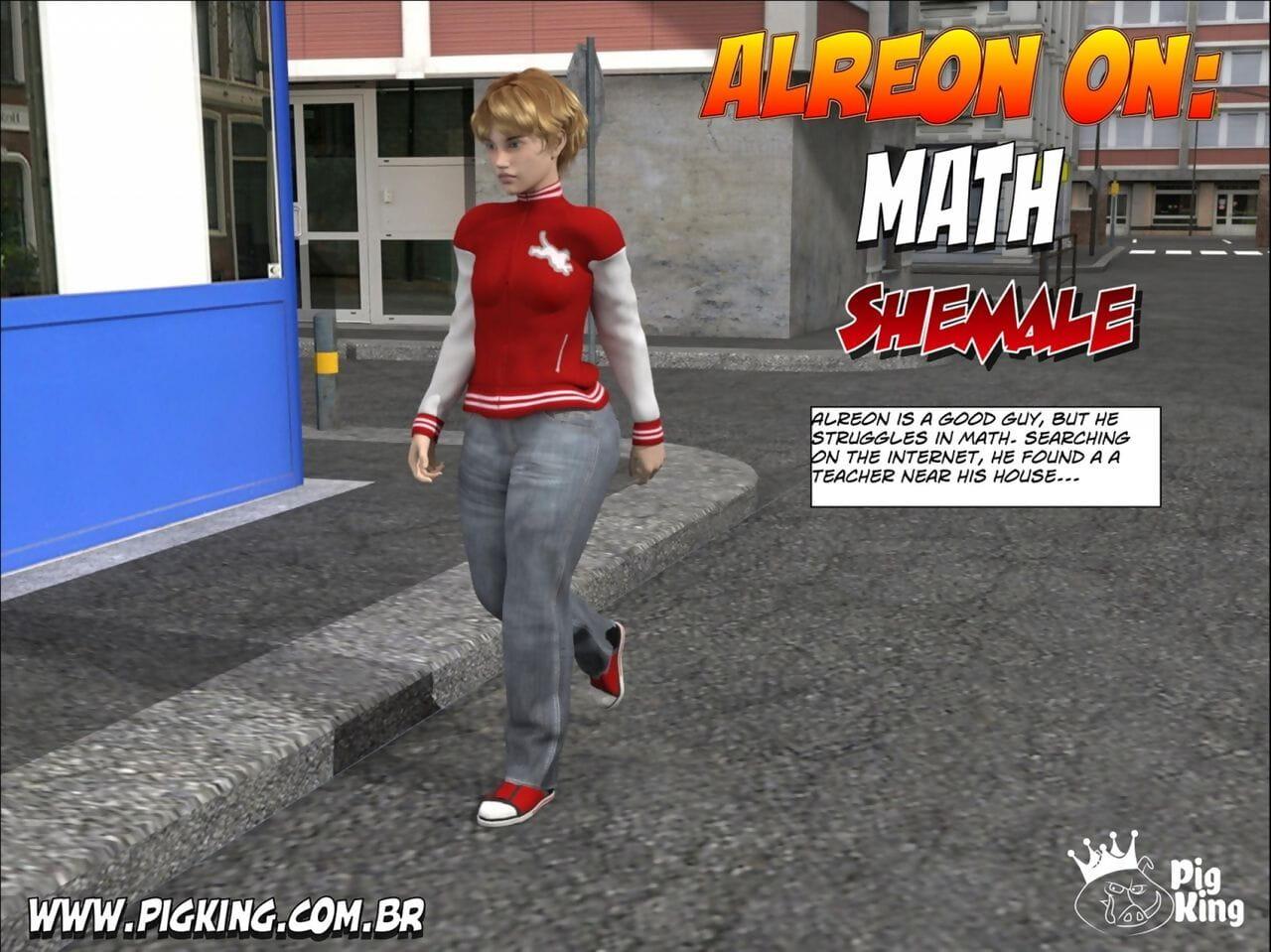 PigKing Alreon surpassing - Math Shemale