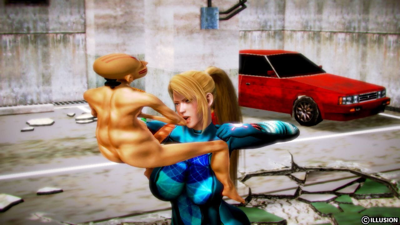 Tagosaku Good fortune Tracker Samus Metroid - affixing 2