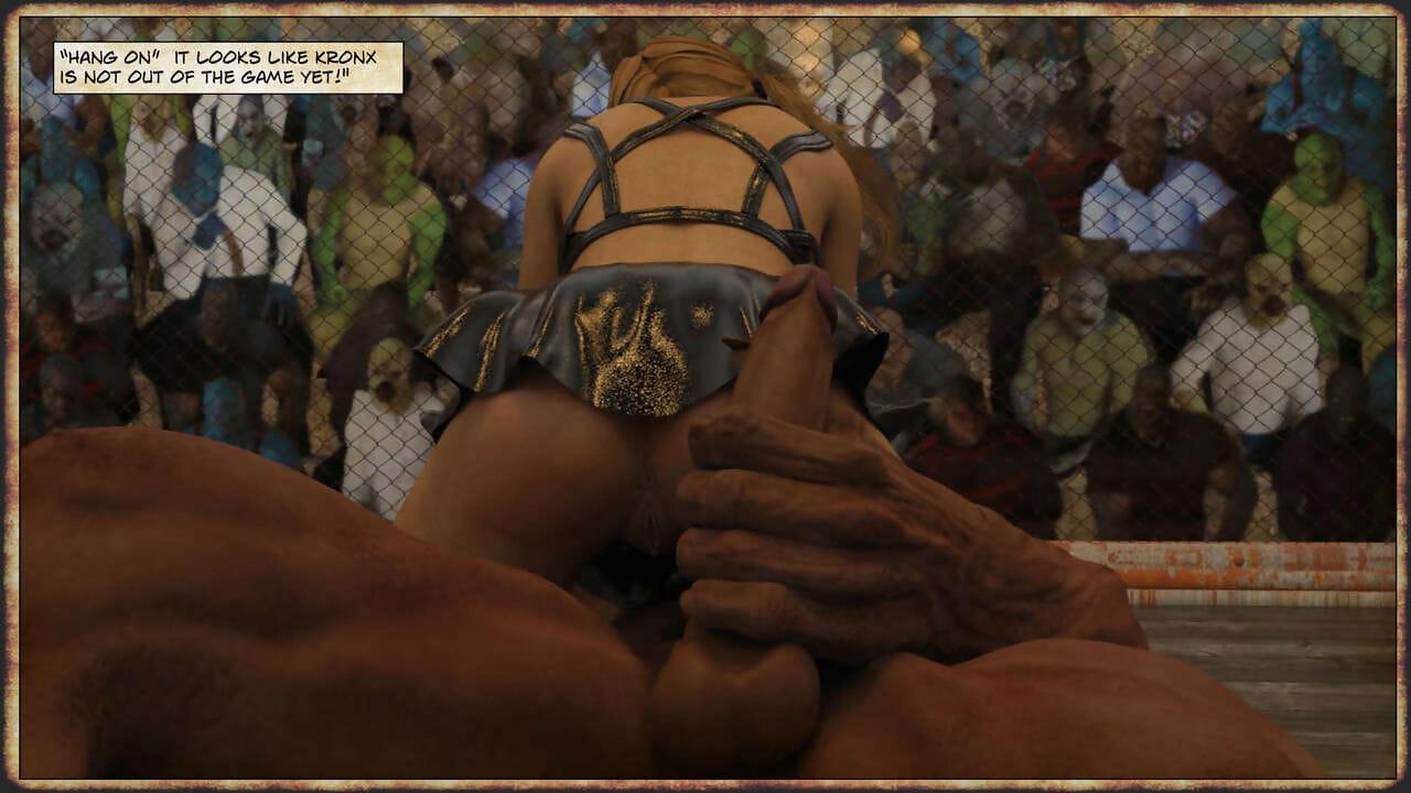 Gonzo Slayer: Apocalpyse - Imperil 05 - fixing 3