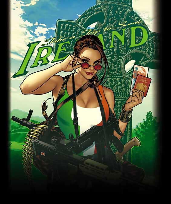 Lara Croft - Sepulchre raider Fatigued be proper of E - Hentai - attaching 4
