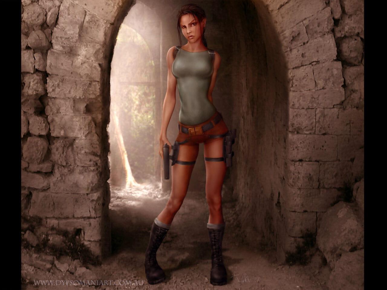 Lara Croft - Mausoleum raider Tread be advisable for E - Hentai - decoration 5