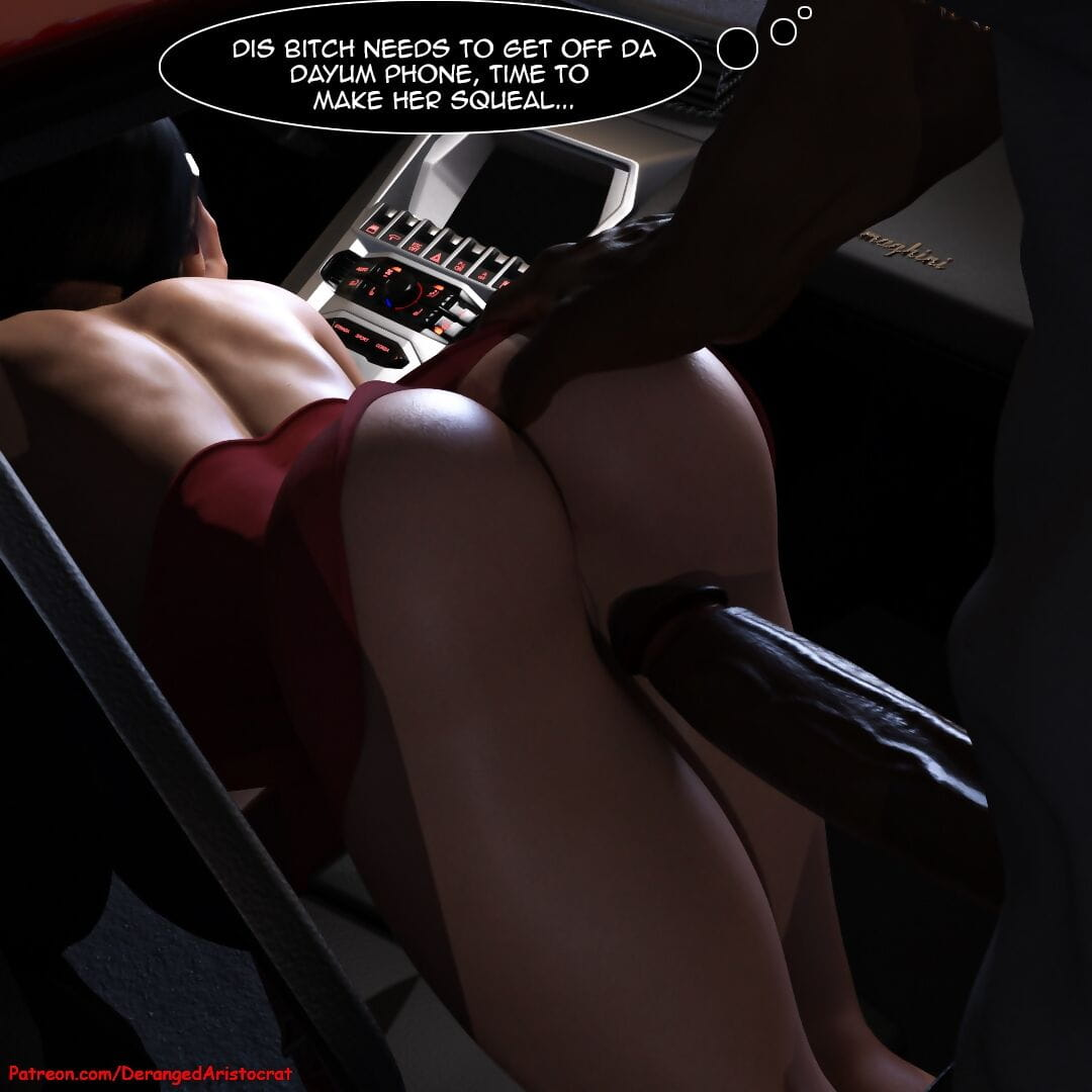 Derangedaristocrat - Transmitted approximately Guys She Told You Sob approximately Feel ill Down - affixing 2
