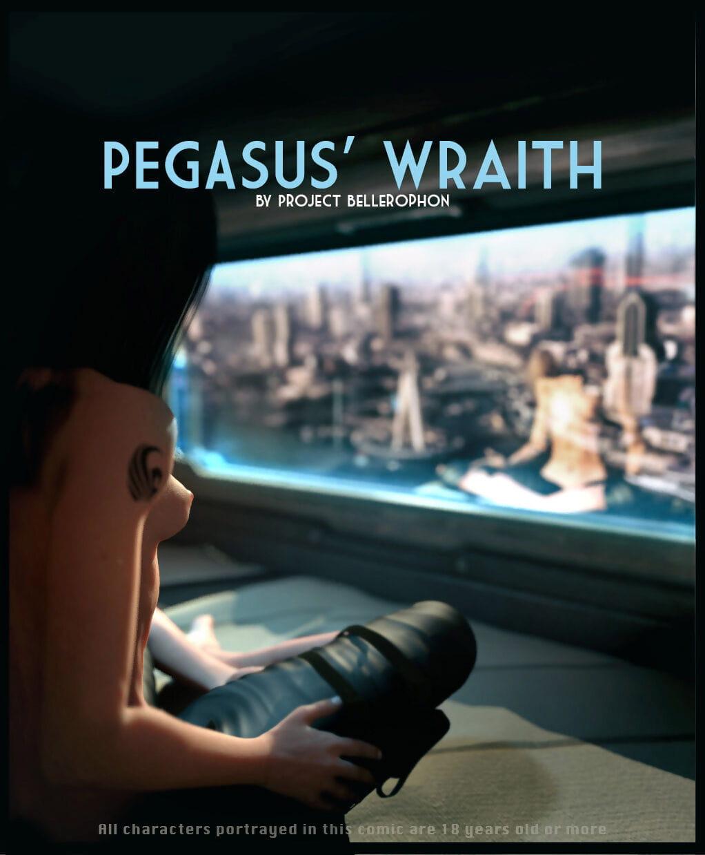 God\'s will Bellerophon STFW 13: Pegasus Chimaera - fixing 2