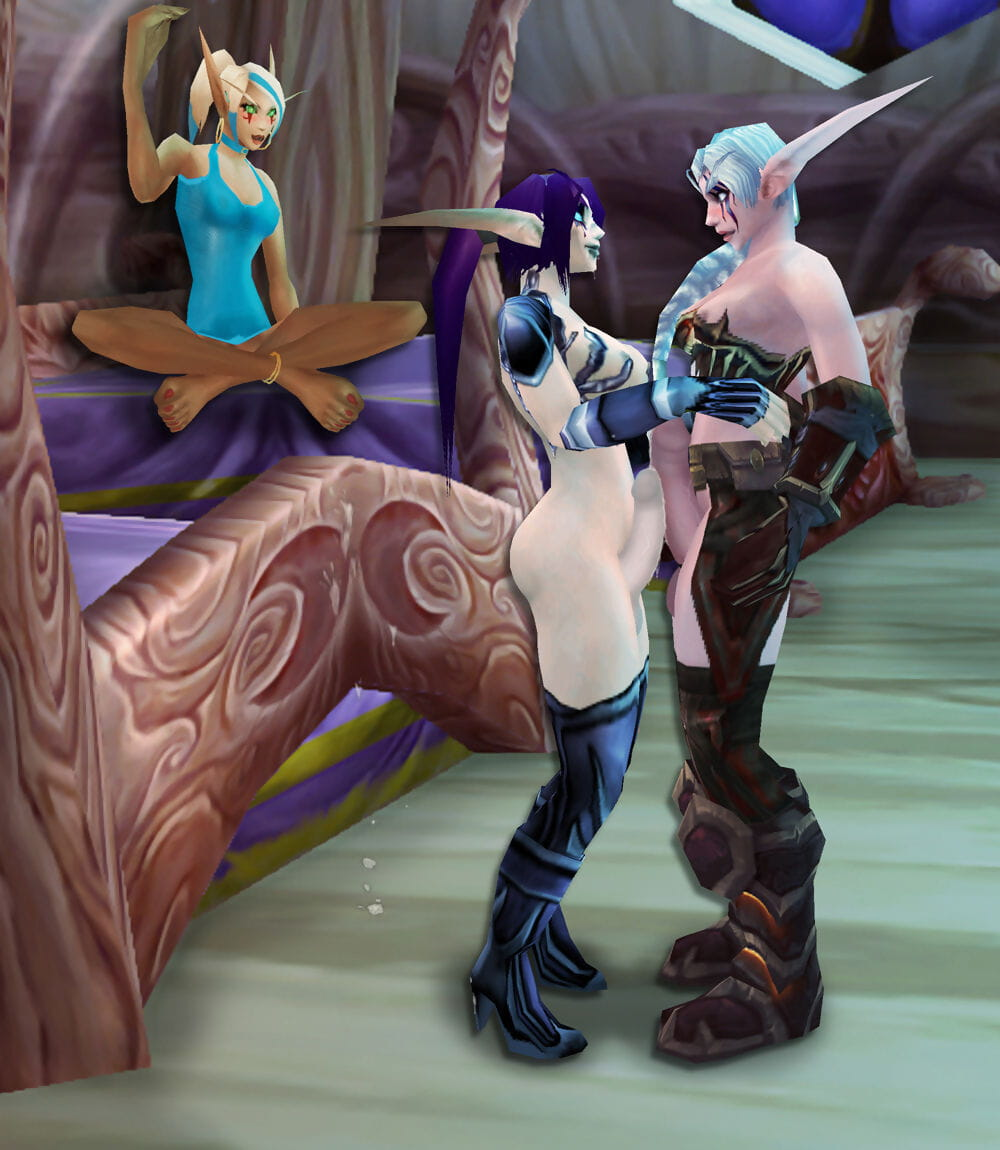 Shikrons Blue planet be worthwhile for Warcraft Screenshot Manipulations Futa - fidelity 5