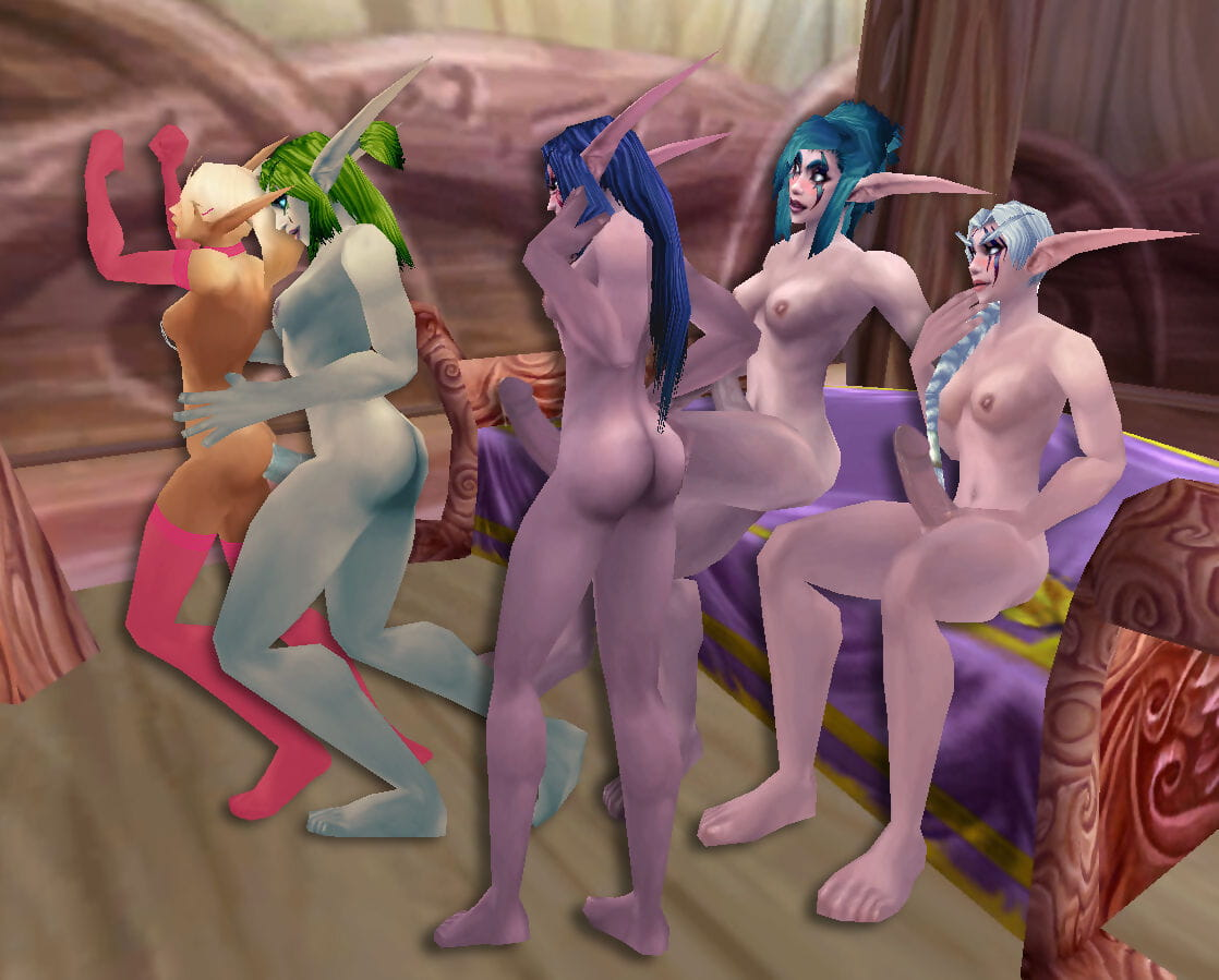 Shikrons Mother earth be useful to Warcraft Screenshot Manipulations Futa - faithfulness 4