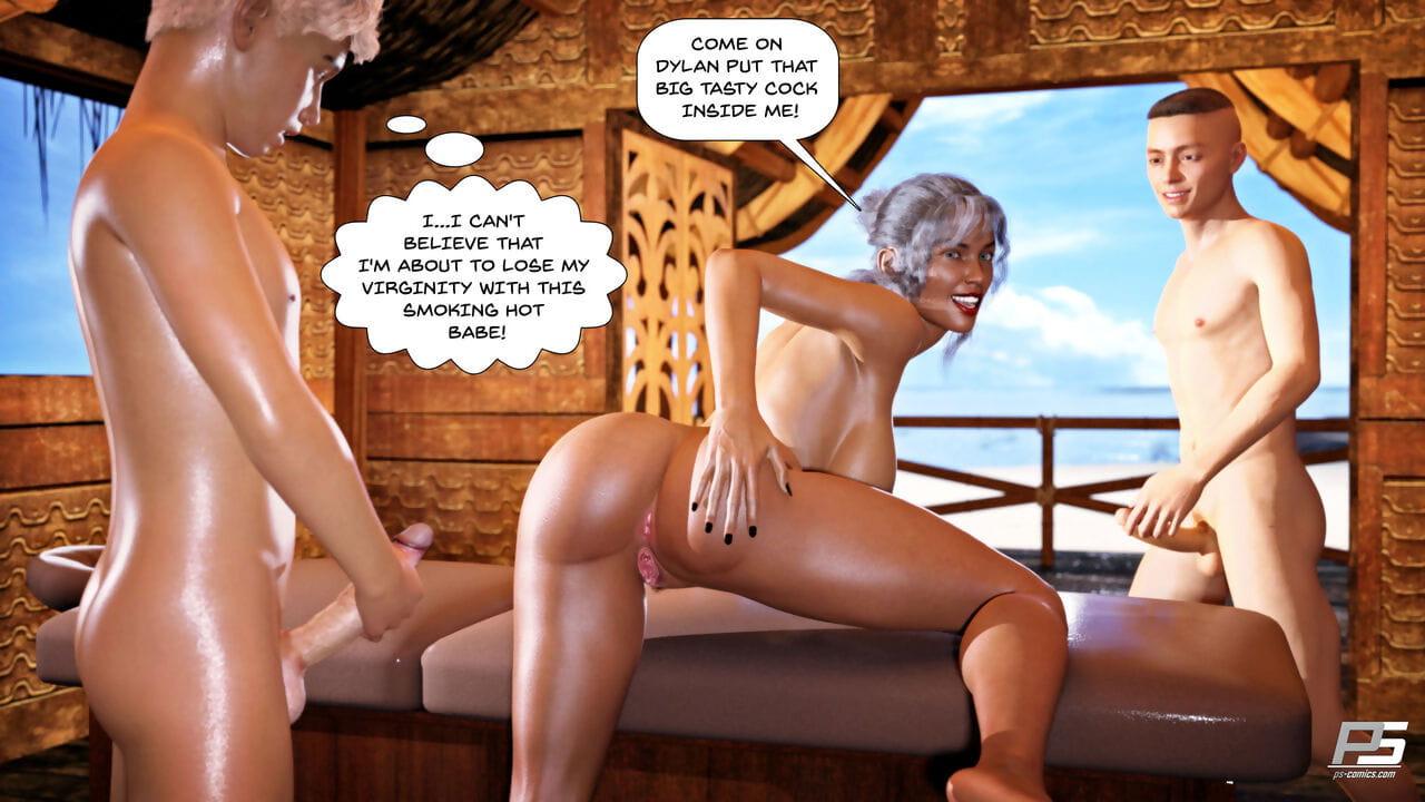 Pegasus Smith Au Naturel 4 - attaching 5