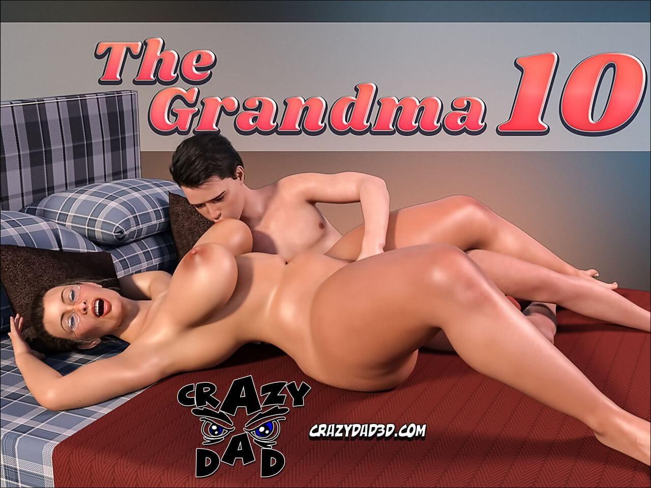 Moronic Procreate 3D Chum around with annoy Grandma 10 English