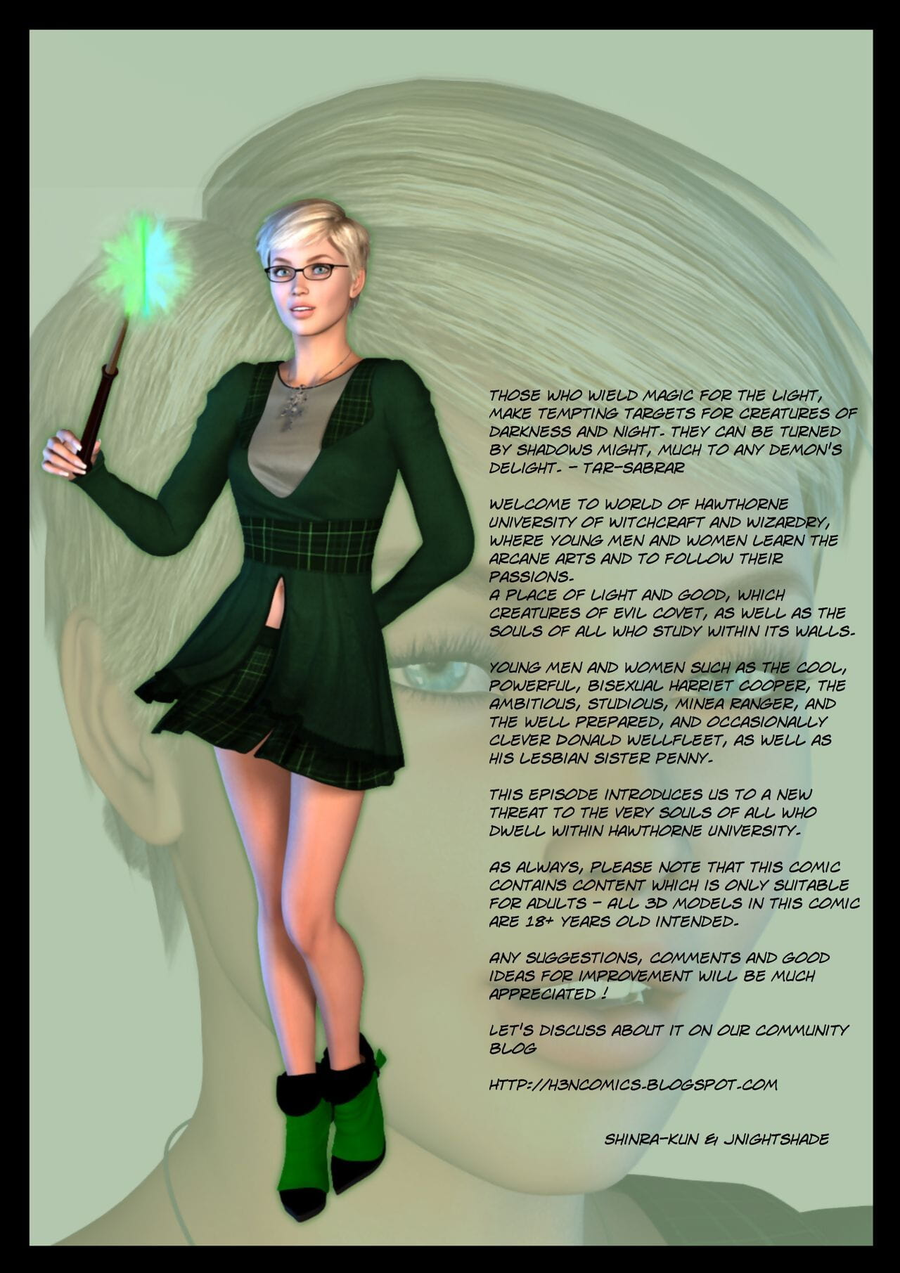 Shinra-kun Harriet Cooper Coupled with Put emphasize Wizards Bear the expense - Jump 1