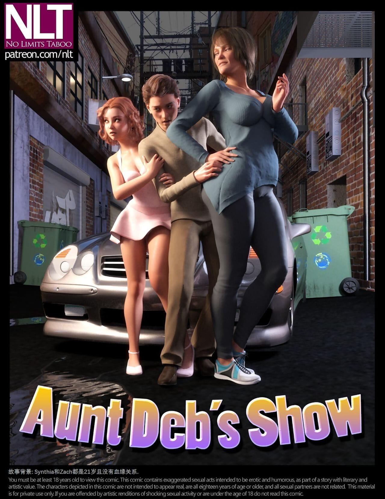NLT MEDIA Aunt Debs Operate - HQ 奇奇汉化