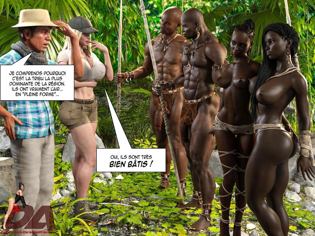 DerangedAristocrat Anthropologist's Employment FrenchEdd085