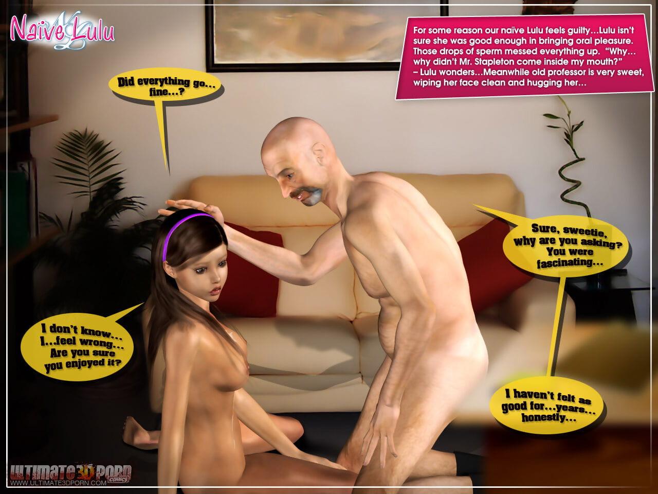 Ultimate 3D Porn Naïve Daisy - fixing 2