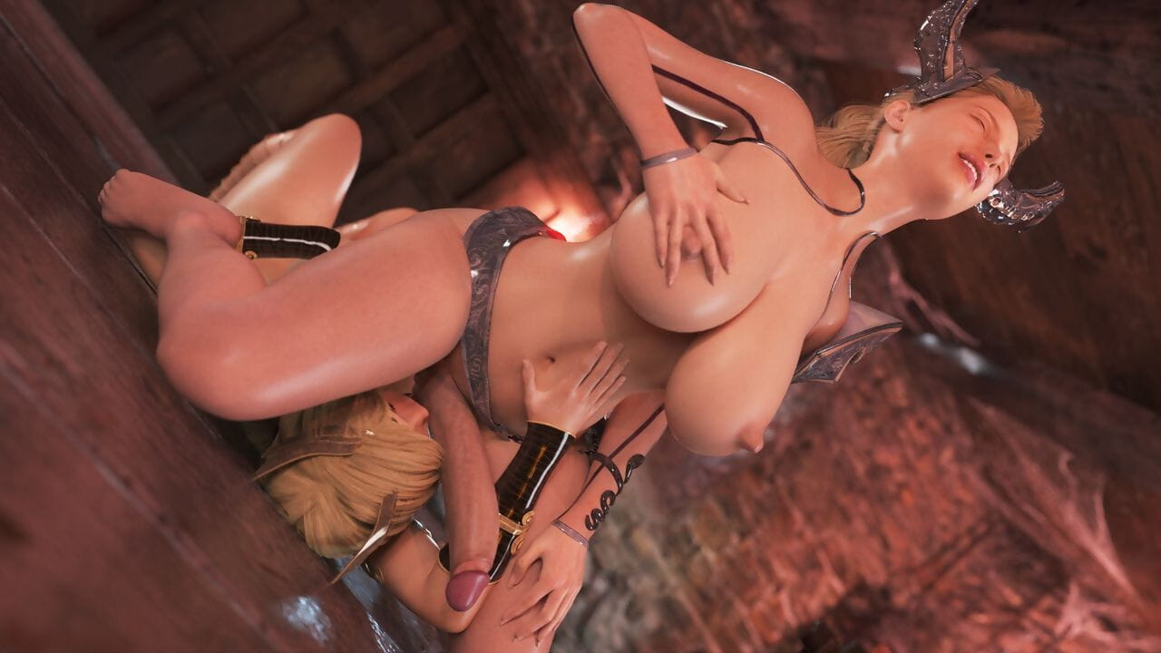 HyperComics3D_Princesses-in-Love(Gif) - accoutrement 2