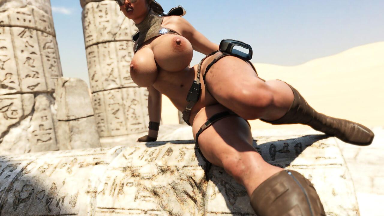 Zz2tommy Lara Croft - Defoliate Raiding MorganIn Posture - fixing 3