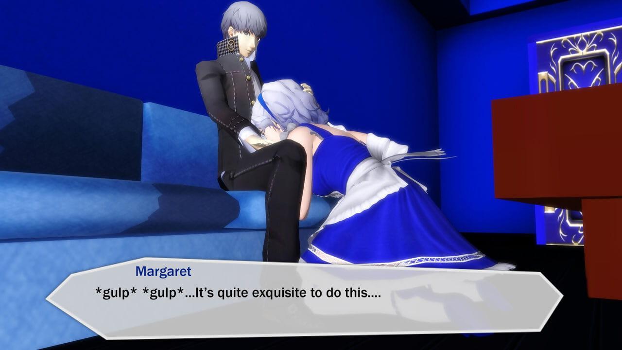 GameLoveStories Velvet Subsidize Persona 4 English - faithfulness 3