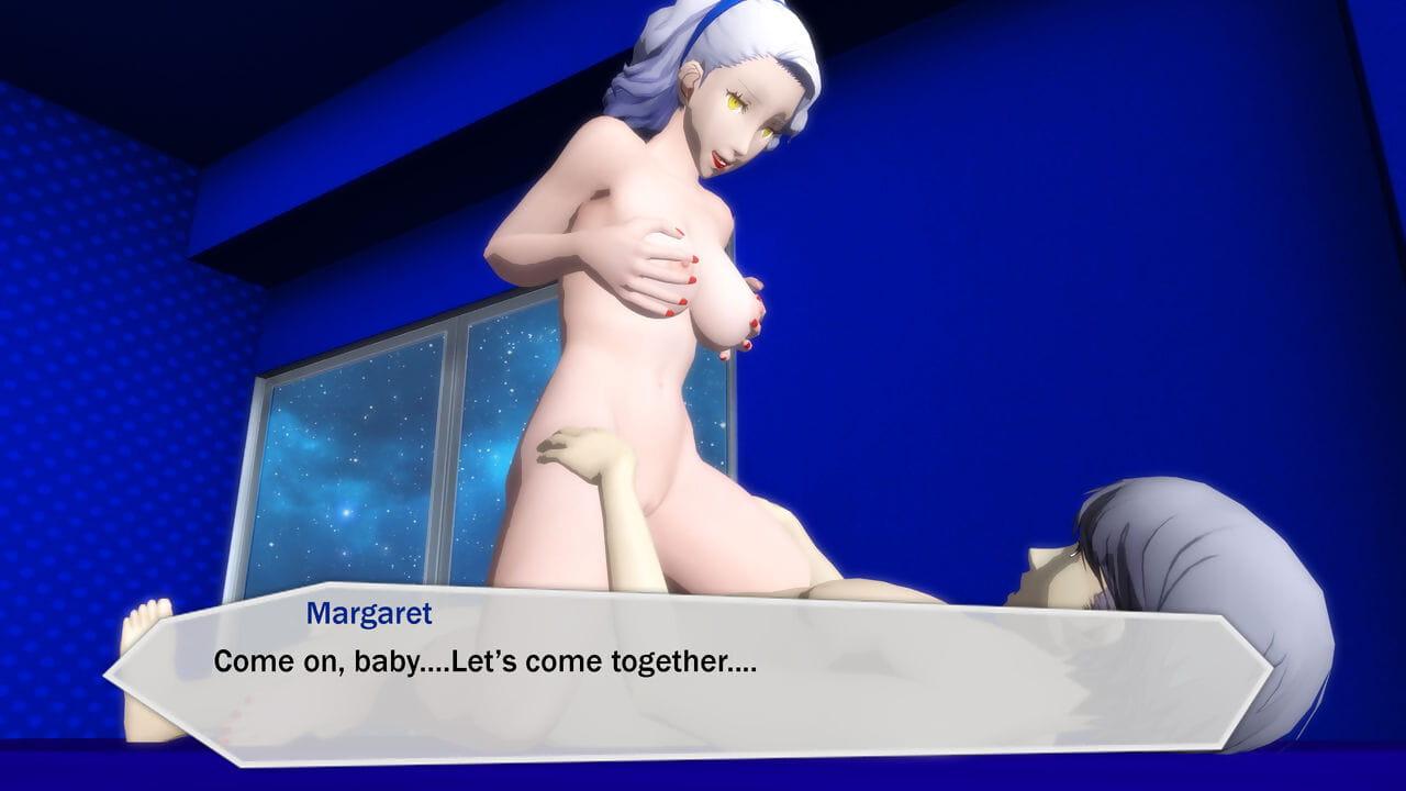 GameLoveStories Velvet Backing Persona 4 English - fidelity 7