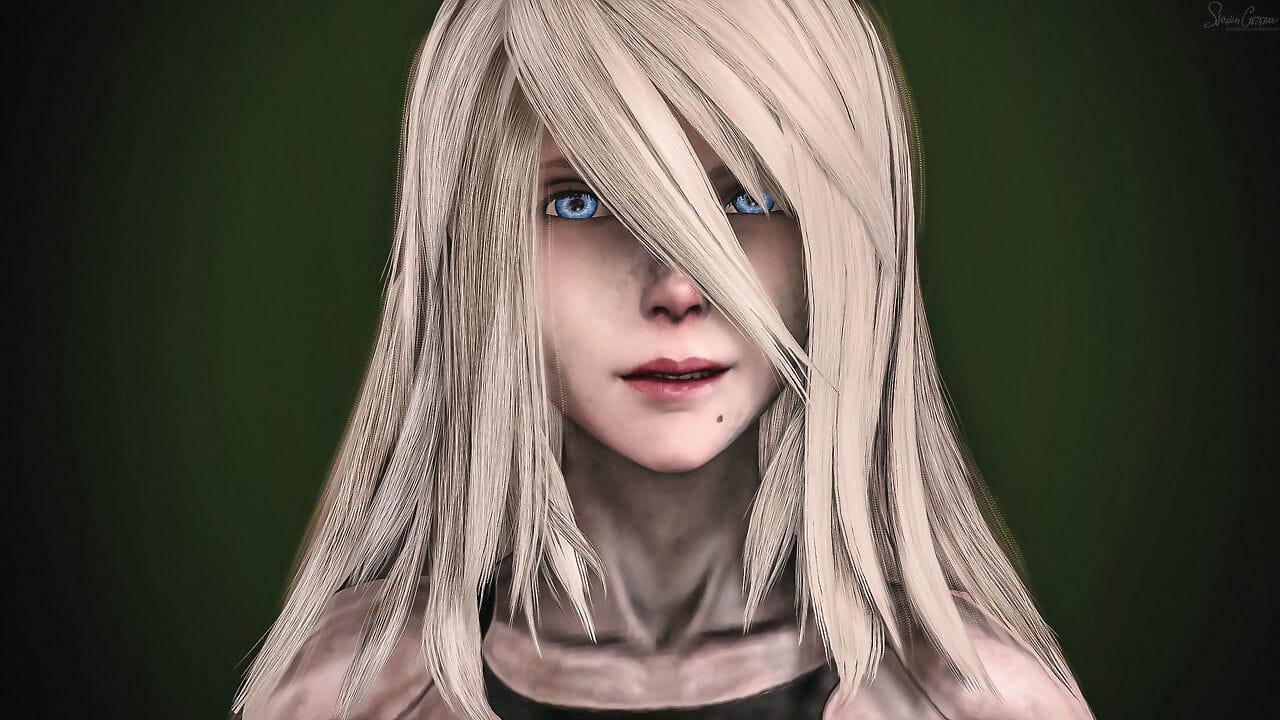 3D Artworks unconnected with StevenCarson - ornament 3