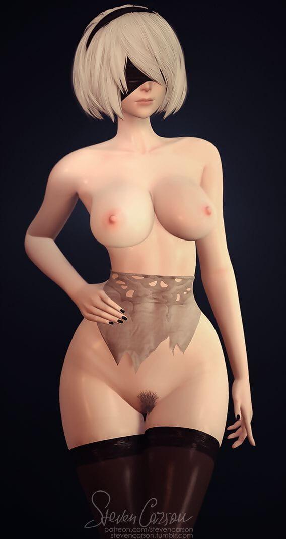 3D Artworks overwrought StevenCarson - fixing 4
